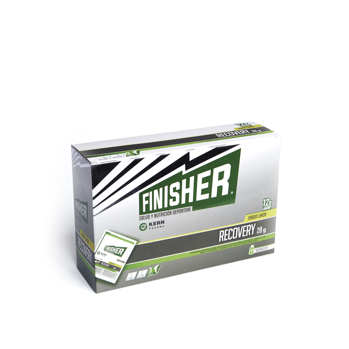 Imagen producto FINISHER® RECOVERY