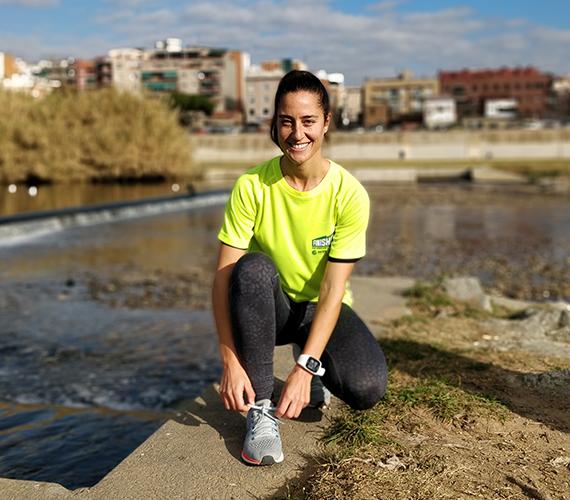SARA CARMONA - Deportista multidisciplinar