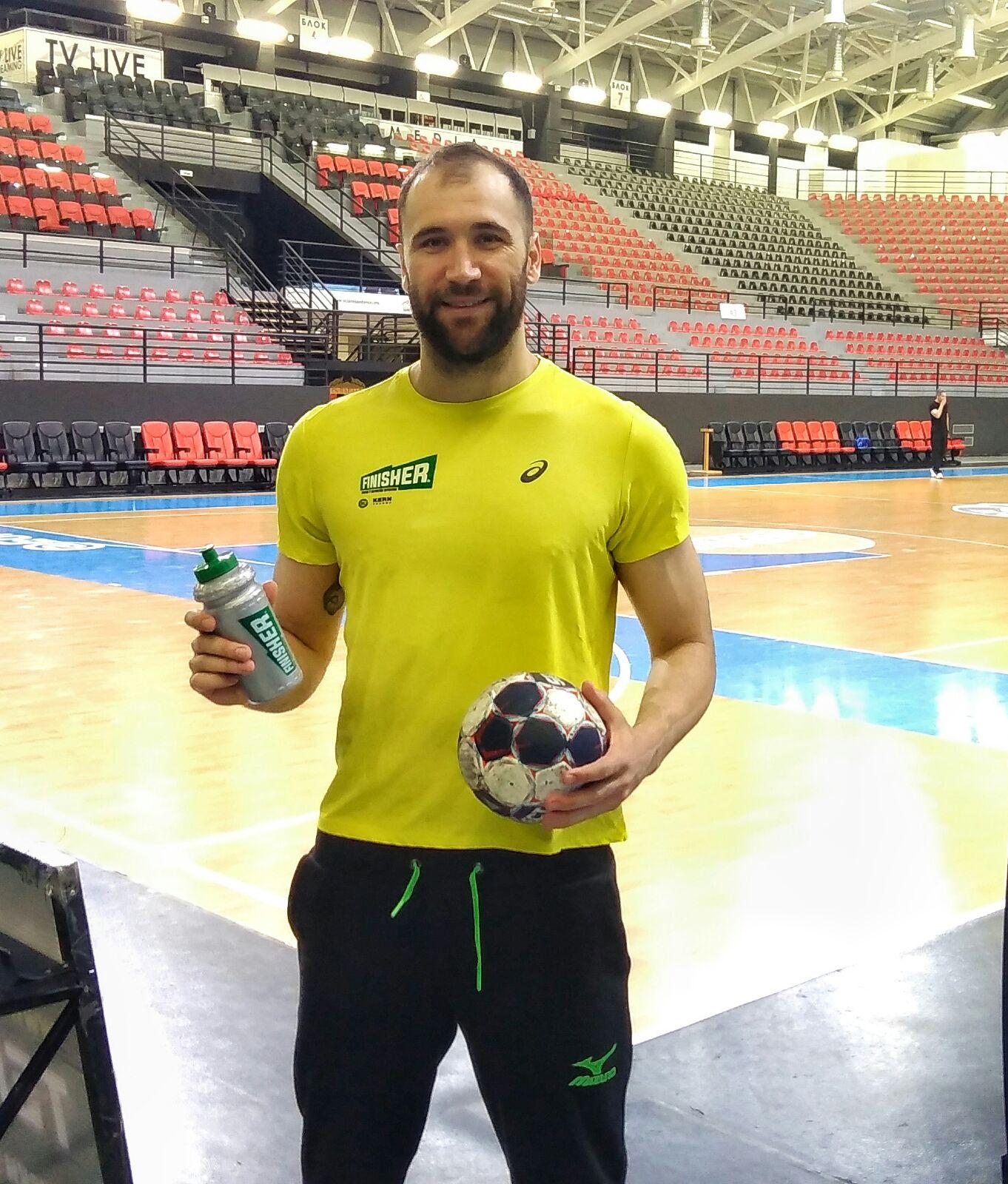 JOAN CAÑELLAS - Campeón del mundo con la selección española de balonmano