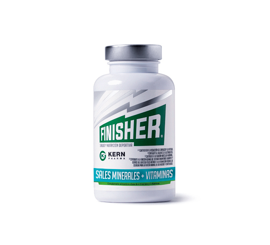 Imagen producto FINISHER® SALES MINERALES + VITAMINAS