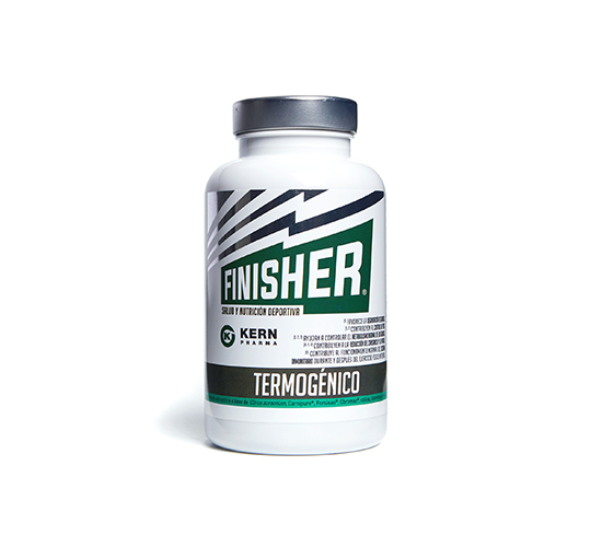 Imagen producto FINISHER® TERMOGÉNICO