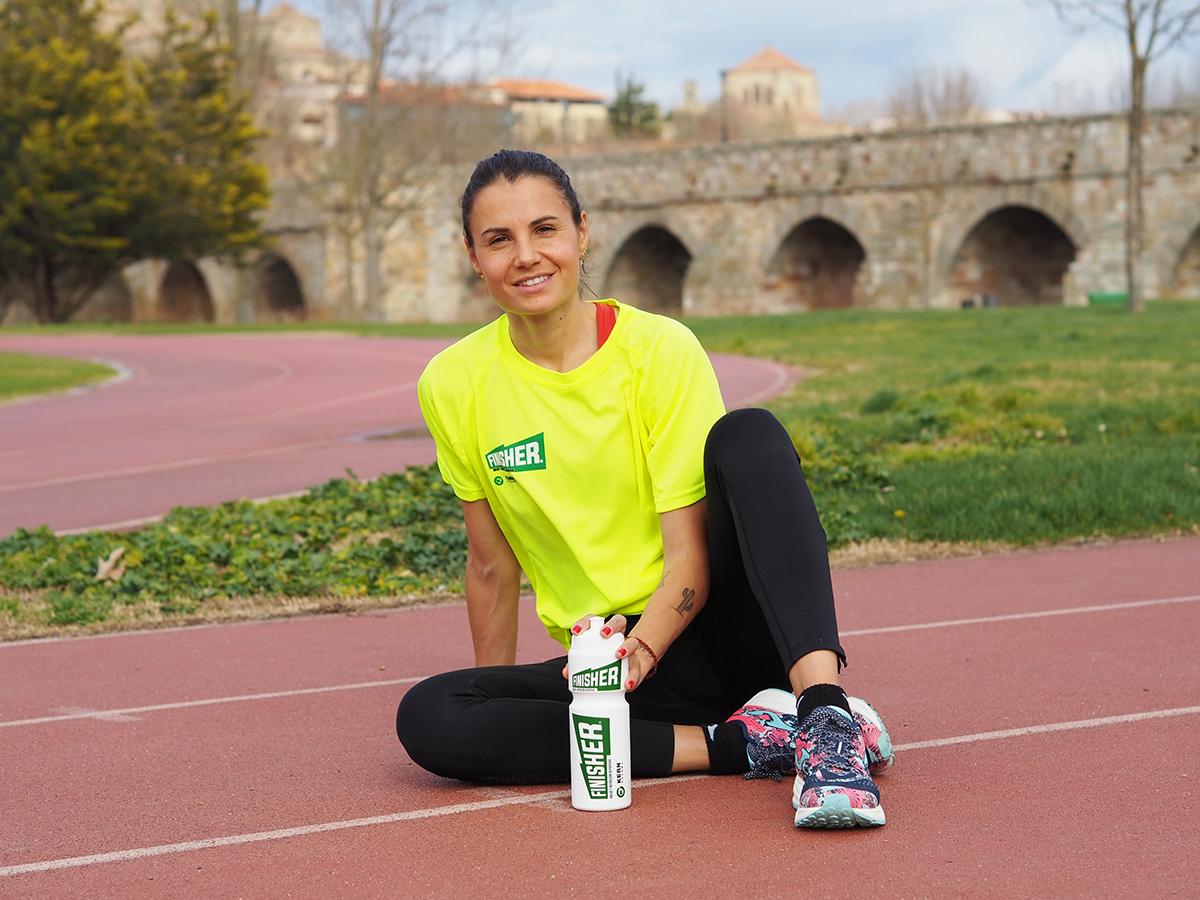 GEMA MARTÍN BORGAS - Atleta internacional especializada en cross, montaña y pista.