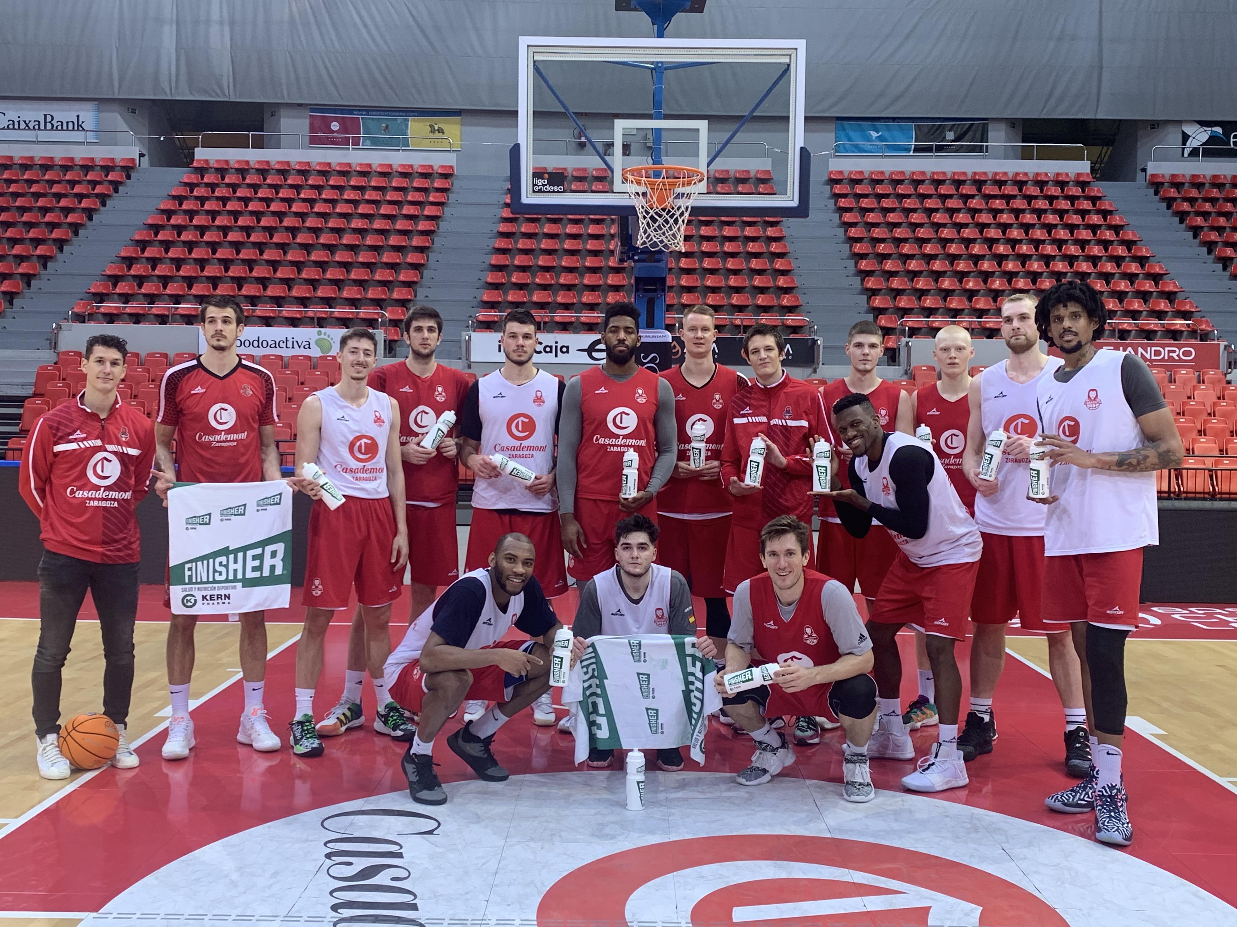 Equipo Basket Zaragoza -